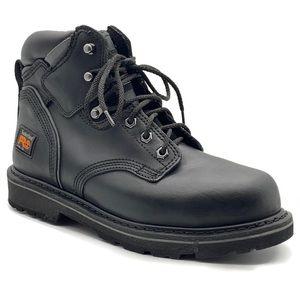 """Timberland PRO Men's 6"""" Pit Boss Steel Toe Shoe"""
